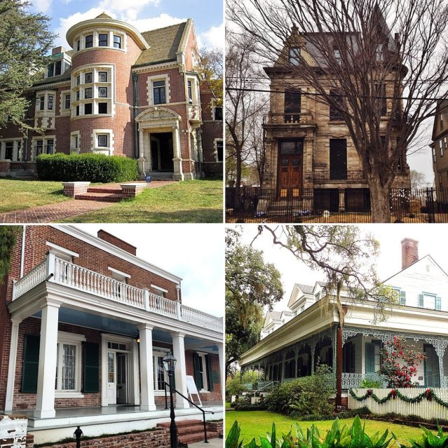 America-Most-Haunted-Houses
